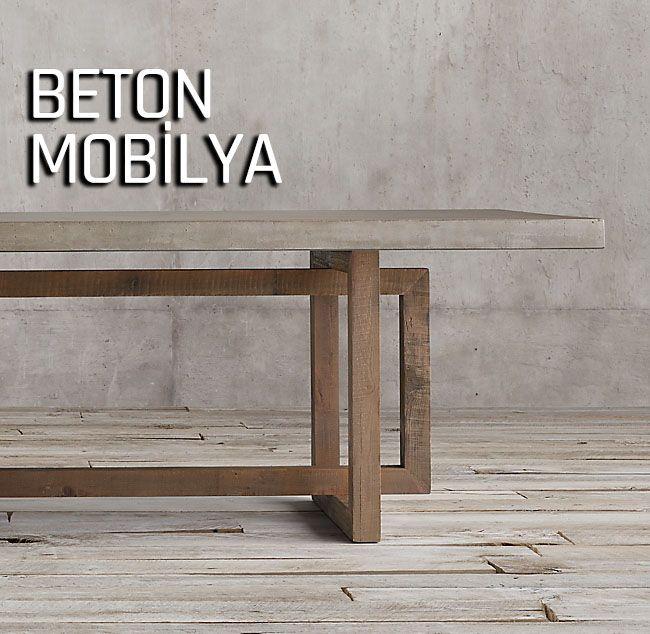 BetonMobilya