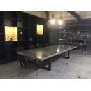 Beton Masa - Beton Yemek Masası