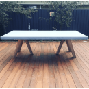 Beton Masa - Beton Bahçe Masası