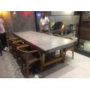 Beton Masa - Yemek - Toplantı - Masası